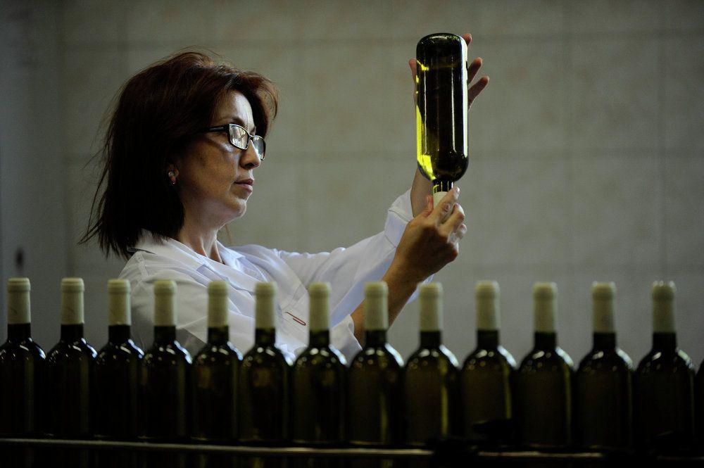 контроль качества за вином