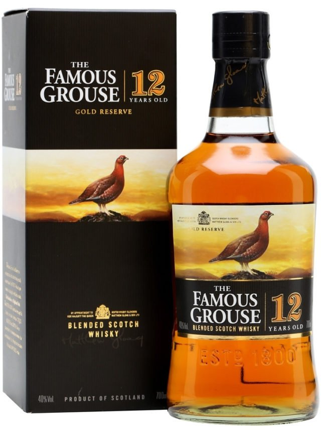 The Famous Grouse Gold Reserve