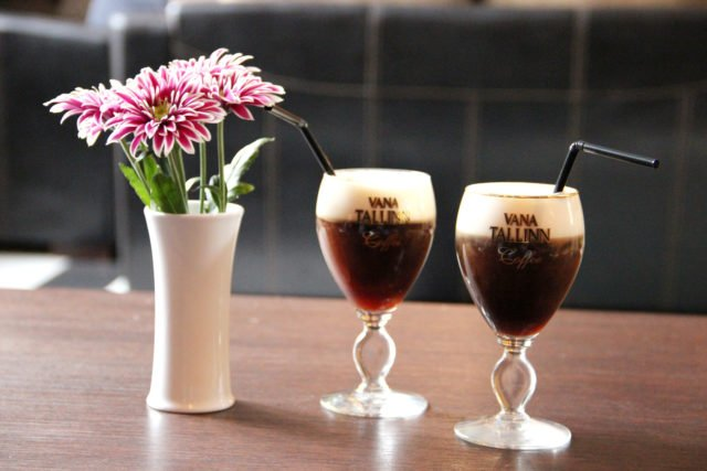коктейль Vana Tallinn Coffee