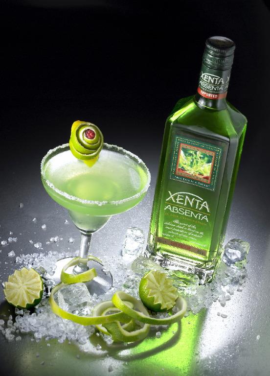 коктейли с абсентом