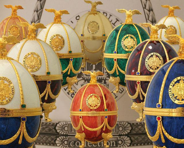 Водка Faberge-Eggs
