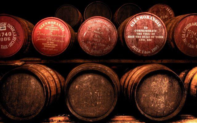 бочки для виски Гленморанж