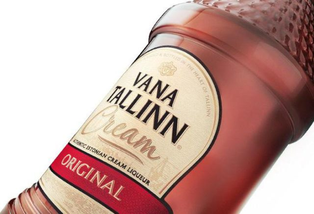 легенды о напитке vana tallinn