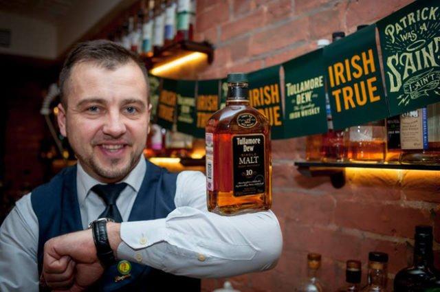 Ирландия и виски