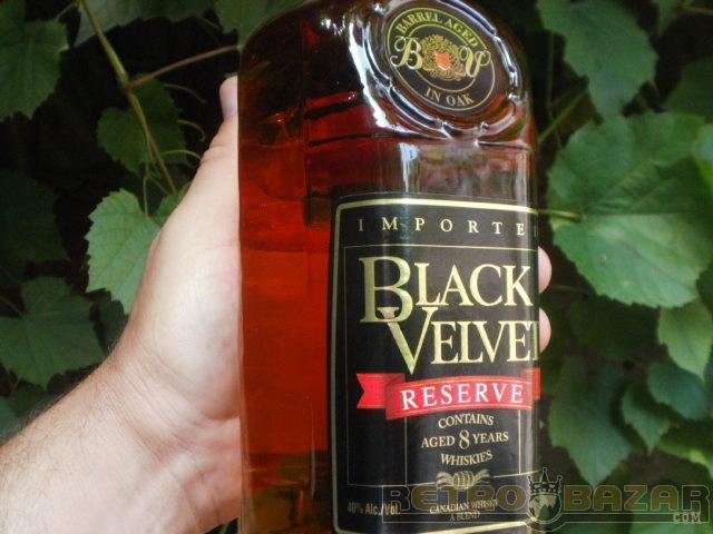 история виски Black Velvet
