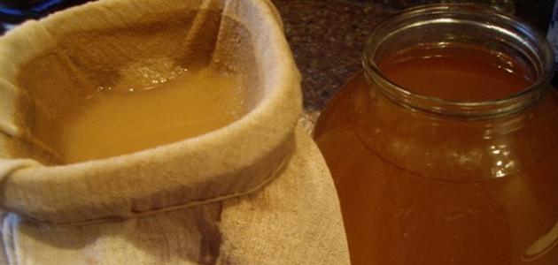 фильтрование охлажденного яблочного вина