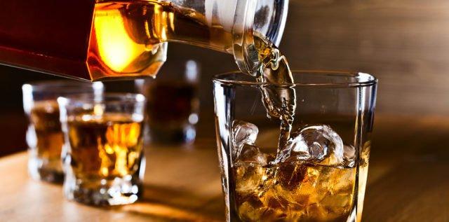 смешивание виски