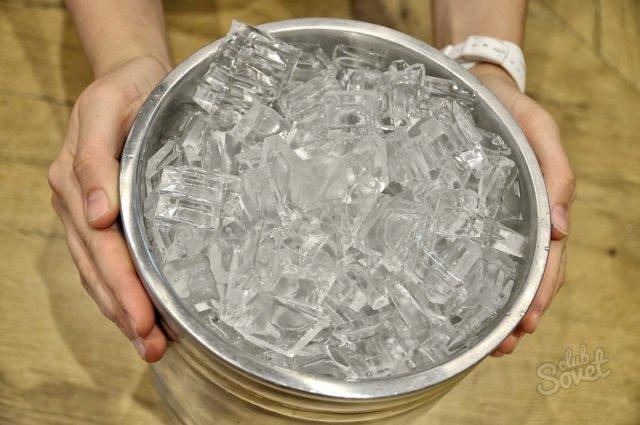 готовый лед