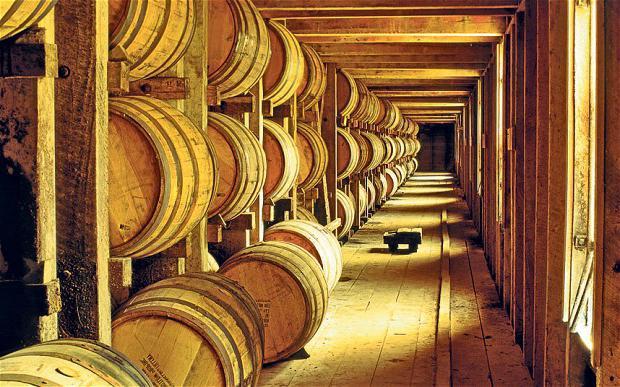 как создается виски