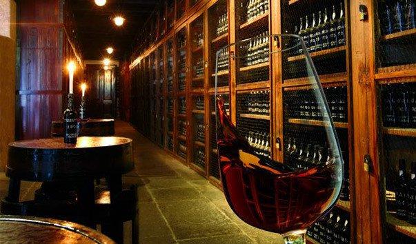 производство вина Мадера