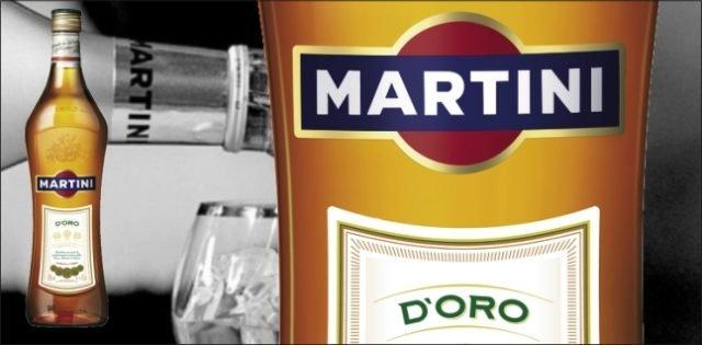 Мартини D'Oro