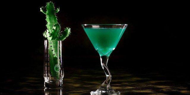 коктейль Колючий мексиканский кактус