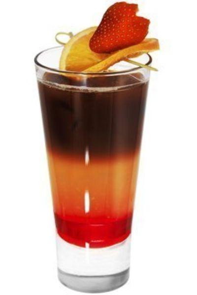 коктейль Закат