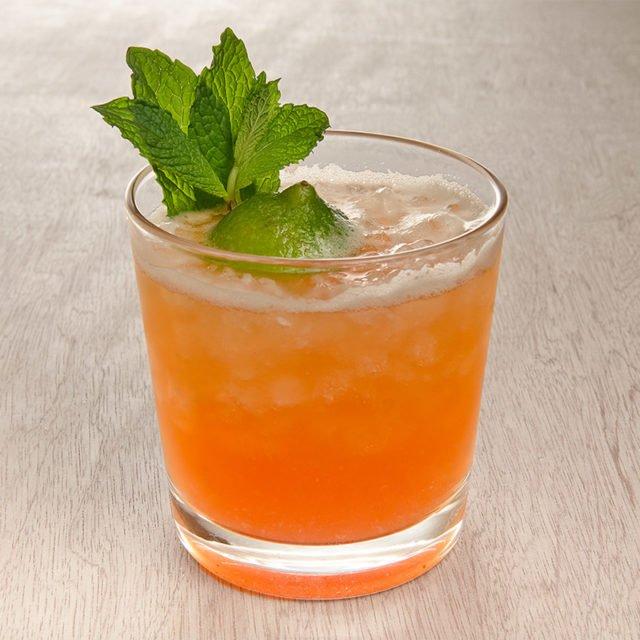 облегченный вариант коктейля Май Тай
