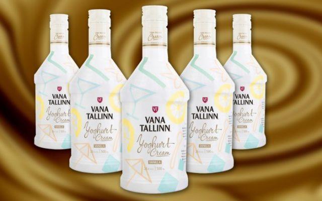 Vana Tallinn Yoghurt Cream