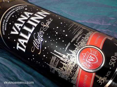 Vana Tallinn Winter Spice