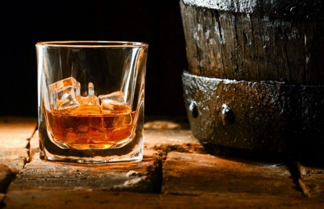 выдержка виски