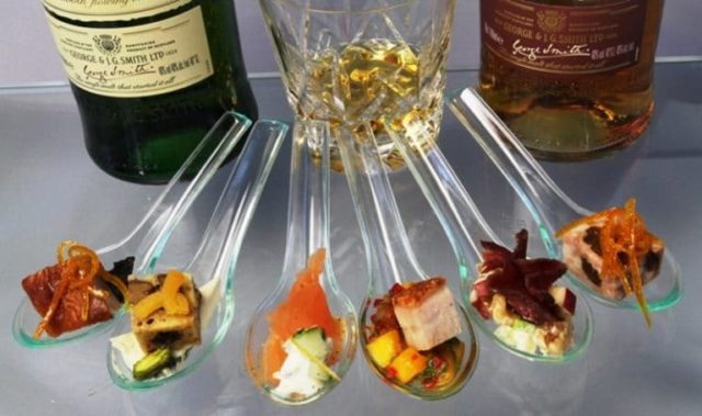 закуски к виски