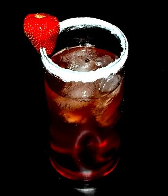 коктейль Холодные губы