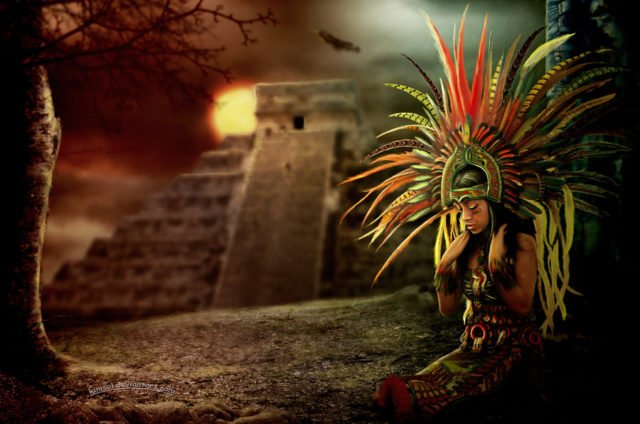 богиня Майяуэль