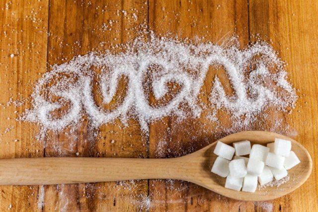 сахар в сангрии