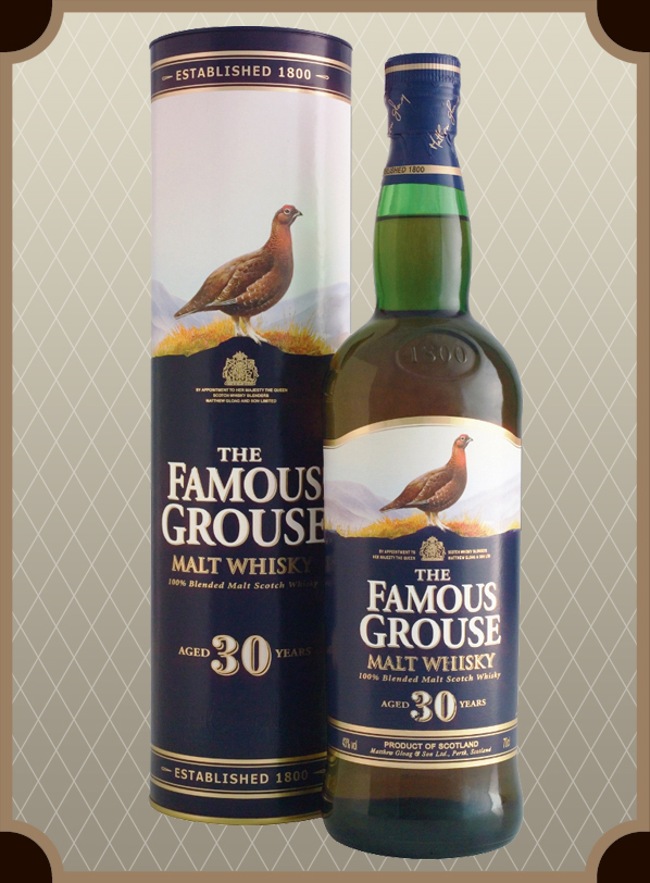 The Famous Grouse Malt 30 years