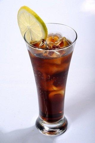 коктейль Кокосовая кола