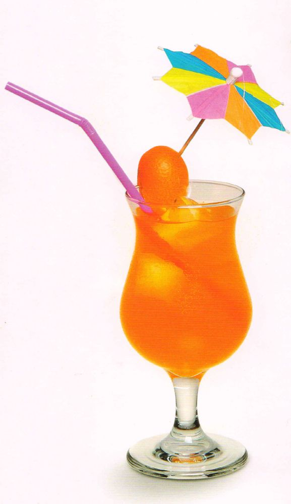 коктейль наглая обезьяна