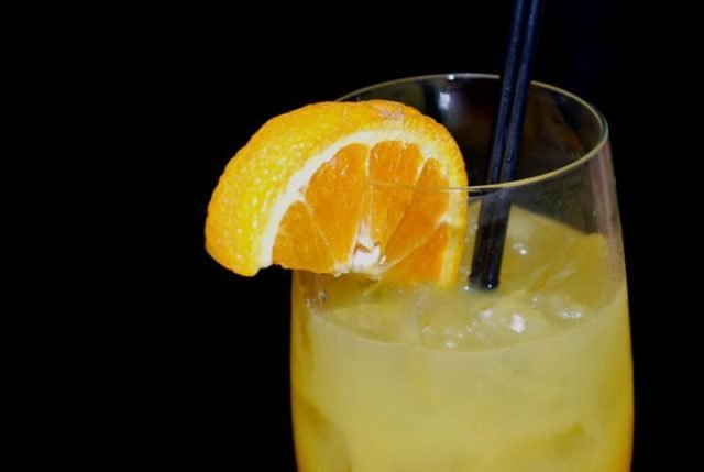 коктейль медовая отвертка