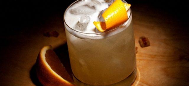 коктейль виски с молоком