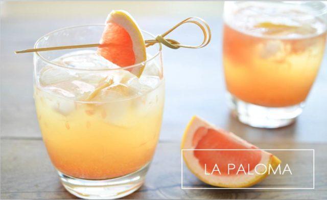 Грейпфрутовая «Отвертка»