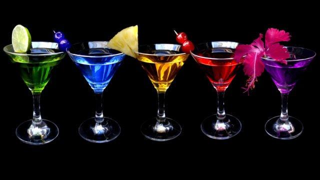 коктейли