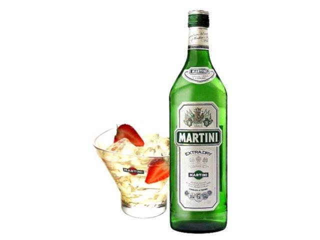 мартини Extra Dry