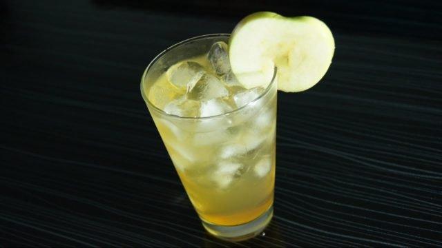 коктейль Кленовое яблоко