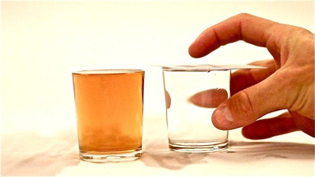 вода и виски