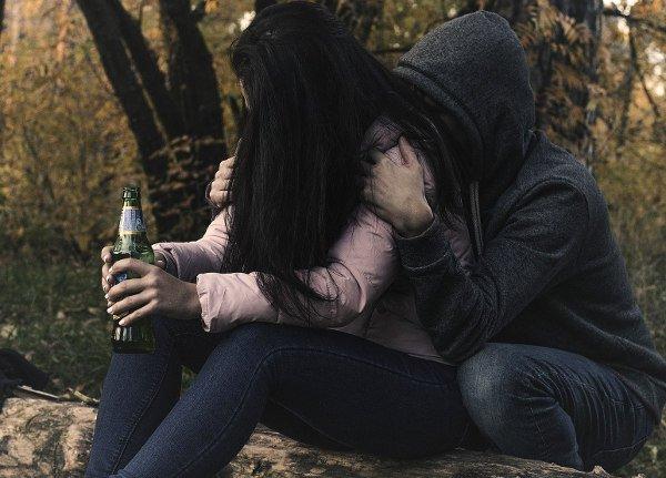 алкоголь и социальные отношения