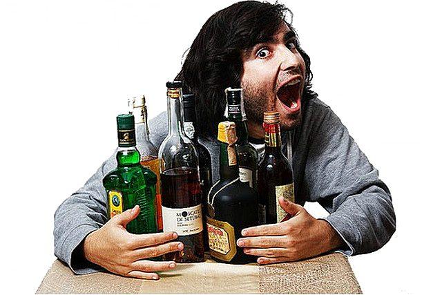 частота приема алкоголя