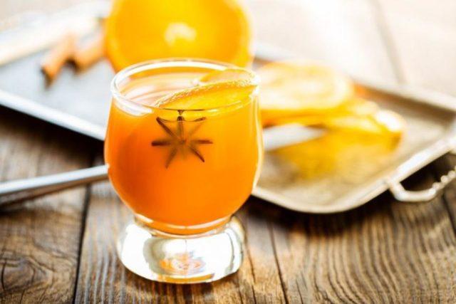 Апельсиновый Дайкири