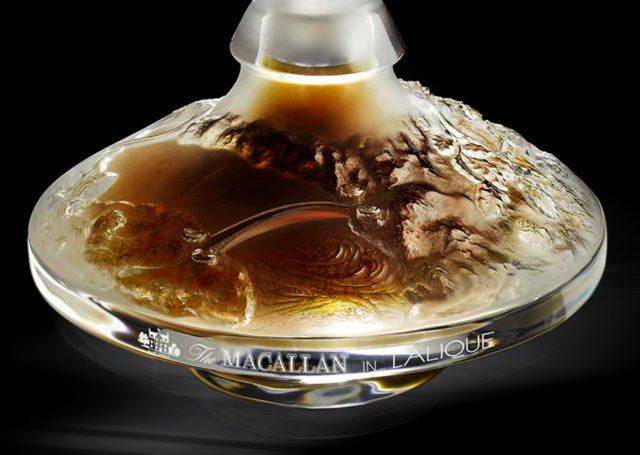 Macallan in Lalique