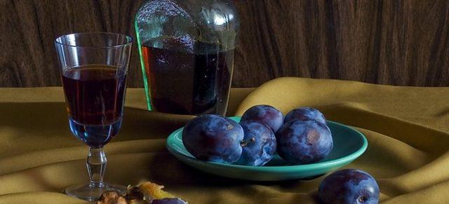 осветление сливовых вин