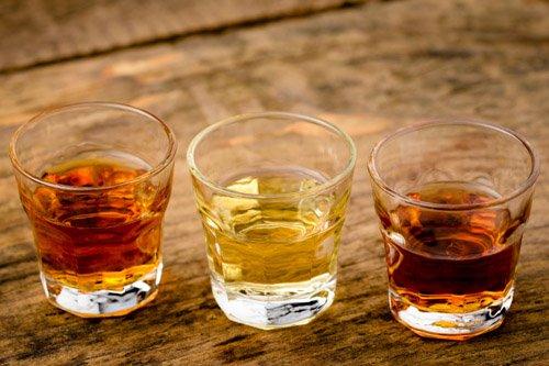 как смешивать виски