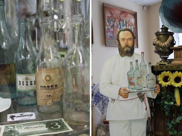 водка в древности