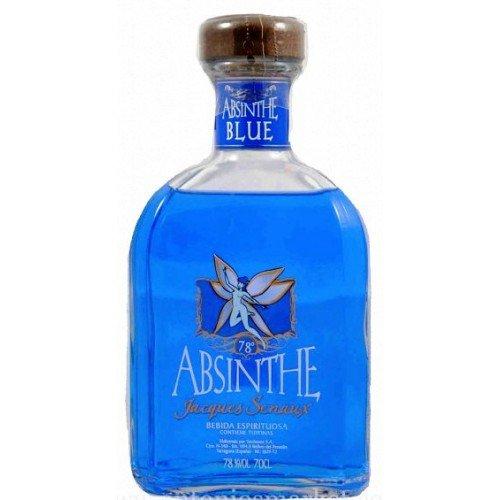 синий абсент