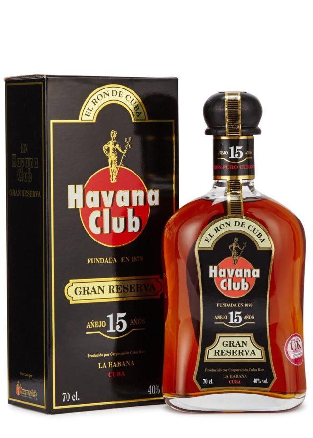 Havana Club Gran Reserva
