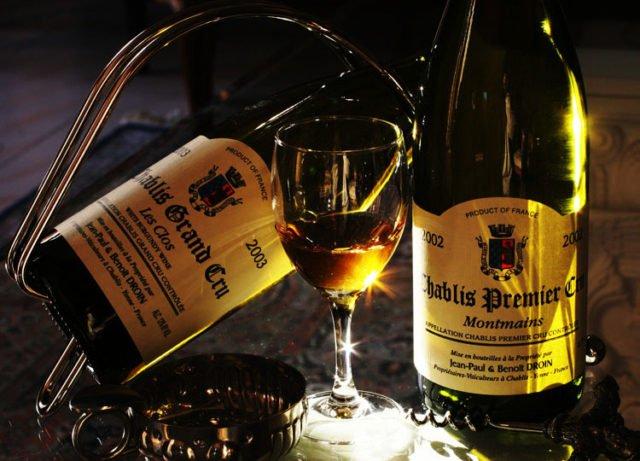 История вин Шабли