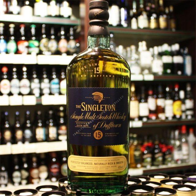 singleton виски
