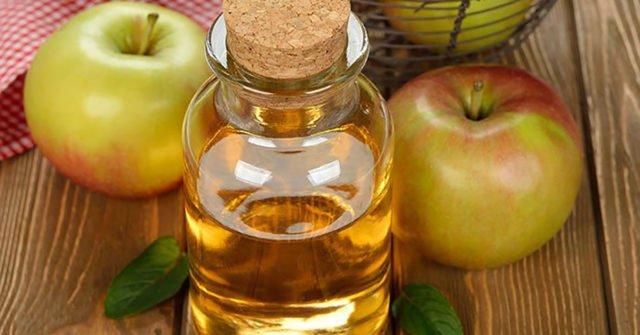 Яблочный уксус на закваске