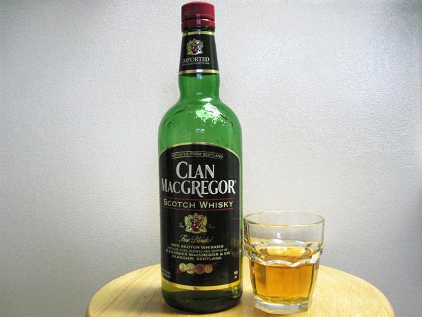 Клан МакГрегор