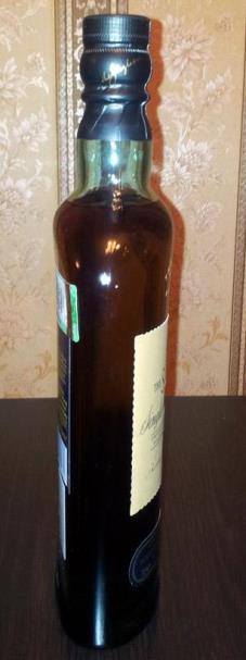 Форма настоящей бутылки