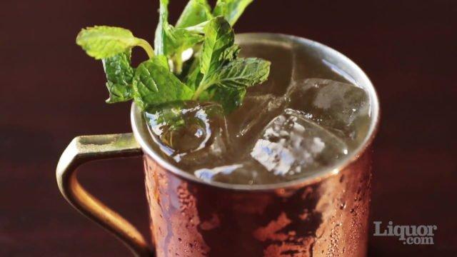 коктейль Кентуккийский мул